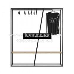 Напольная металлическая стойка для для одежды EASY B1 Платон 64
