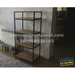 Напольная металлическая стойка для Банкетка - Подставка для Цветов Платон 108