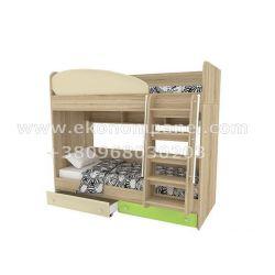 Двухъярусная кровать Snoopy OПлатон 162