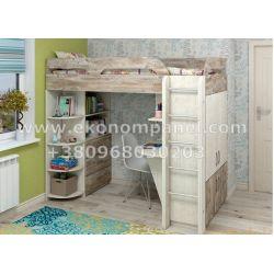 Мебельный комплект без лестницы МКП 21 Планета Луна  Платон 184